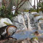 【神か? 悪魔か?】クワカブジオラマ写真コンテスト:エントリーNO15