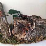 【昆虫の飲み会】クワカブジオラマ写真コンテスト:エントリーNO17