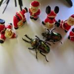 【クリスマス】クワカブジオラマ写真コンテスト:エントリーNO6